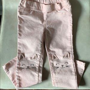 Pink Cat Pant